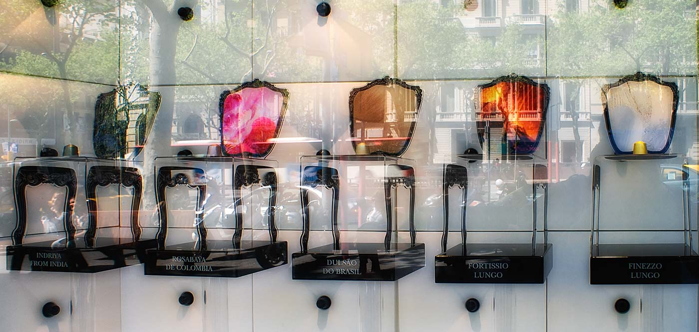 Reportage Nespresso photographe montpellier