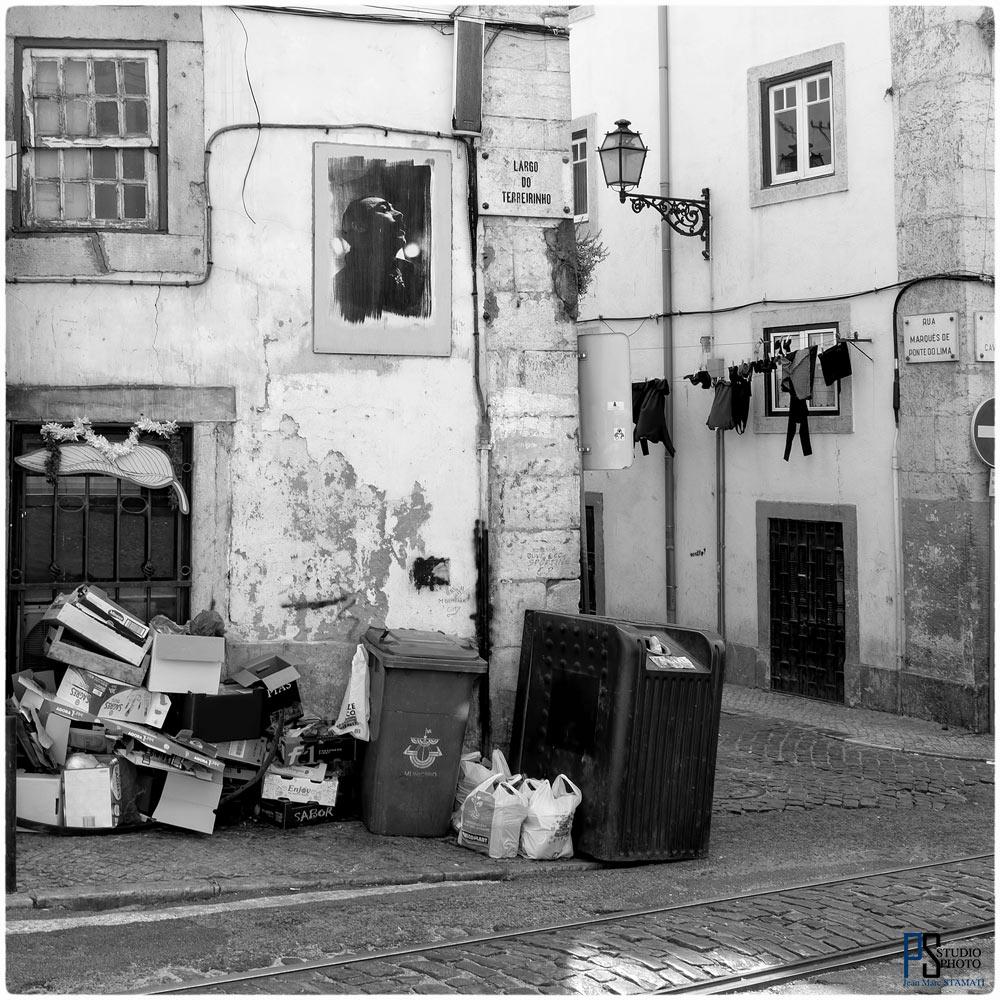 Le quartier de Mouraria Lisbonne