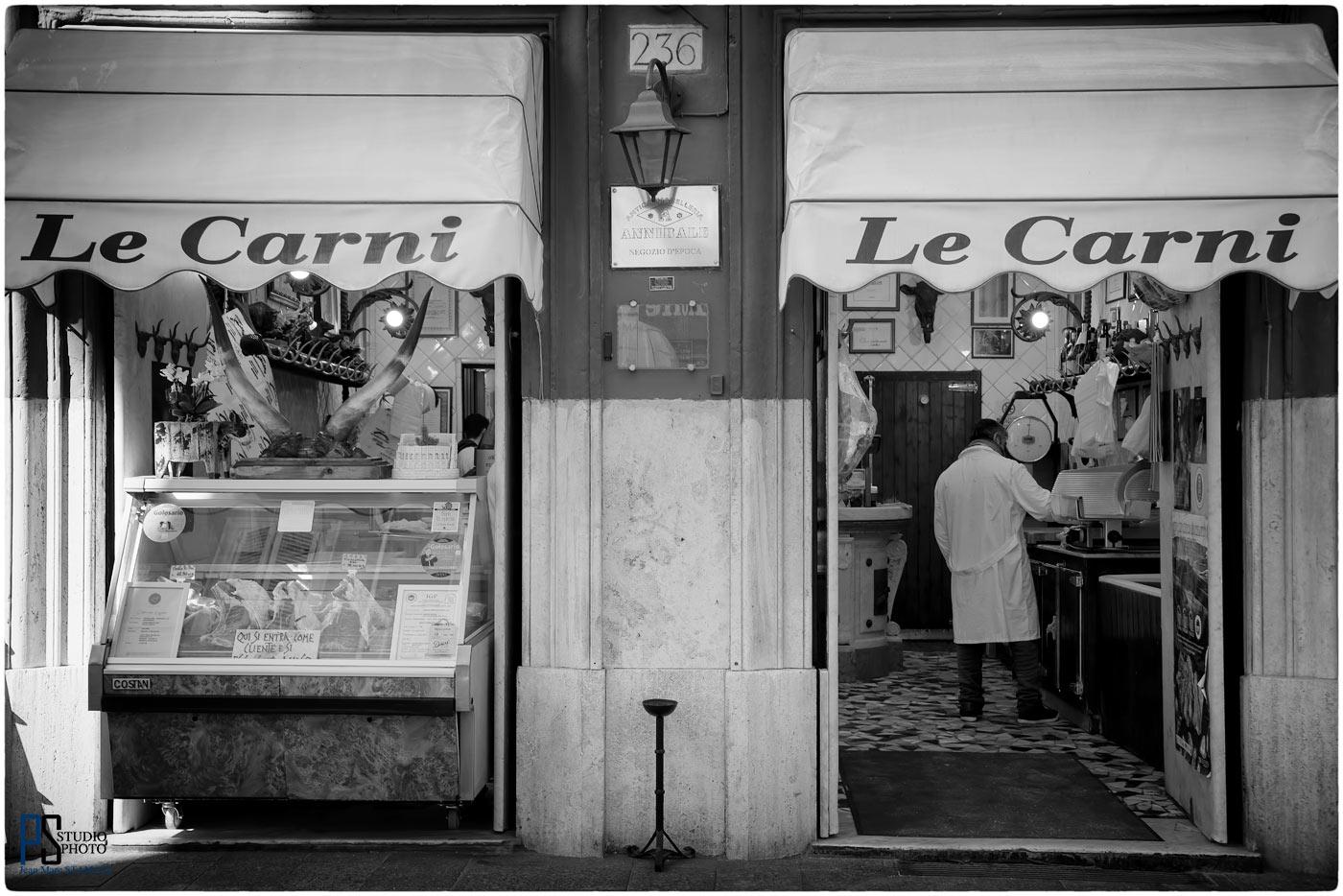 Rome photo noir et blanc